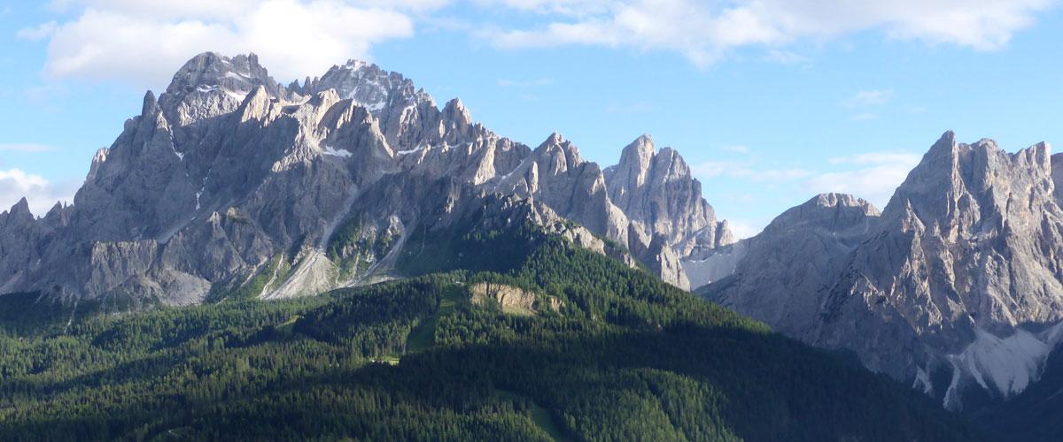 Rifugio Pendio Monte Elmo, Sesto, Alto Adige, Comprensorio sciistico ...